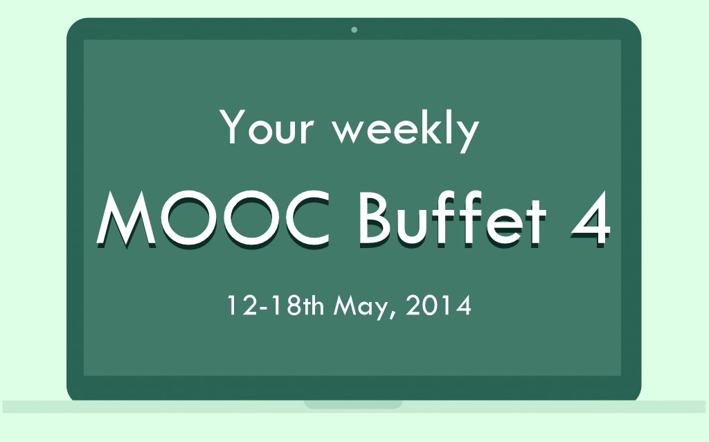 Weekly MOOC Buffet