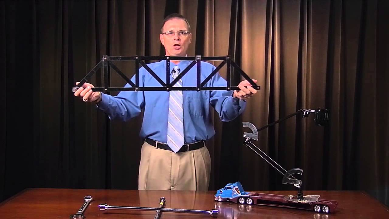Professor Wayne Whiteman offers an MOOC on engineering mechanics from the Georgia Institute of Technology.