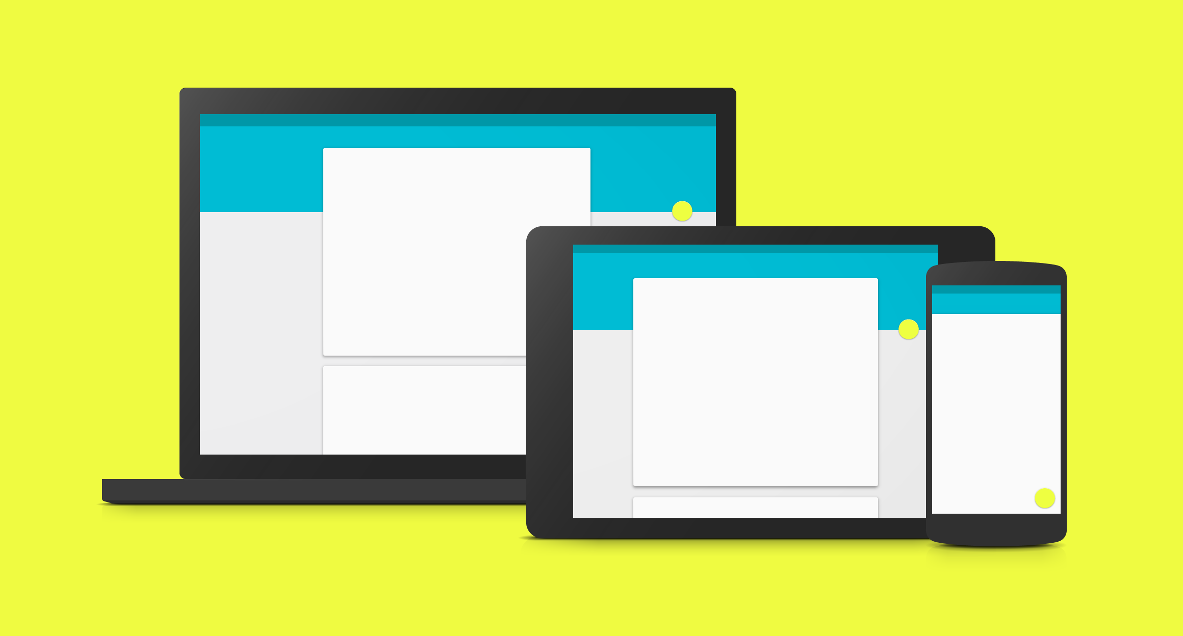 What is Material Design? Google launches its bold new design language and makes a statement.