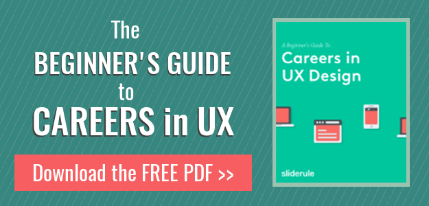 UX Guide (blogpost) CTA